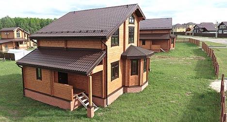 Куплю дом в коттеджном поселки нижегородской области